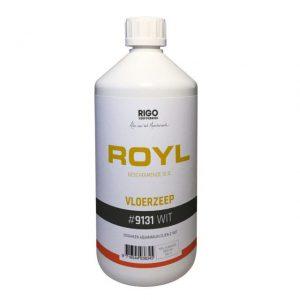 Royl vloerzeep wit #9131 1lt